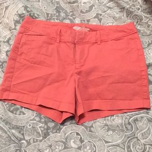 Old Navy Pink Pixie shorts